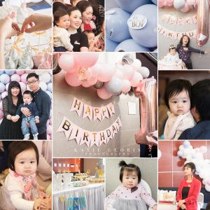 The Biggest 1-Year-Old Birthday Party In Town—Super Mommy Club 鸡宝宝周岁 Party